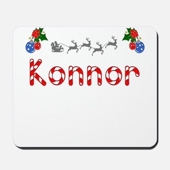 Konnor, Christmas Mousepad
