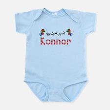 Konnor, Christmas Infant Bodysuit