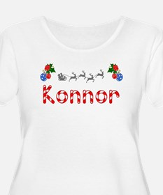 Konnor, Christmas T-Shirt