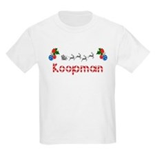 Koopman, Christmas T-Shirt