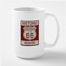 Arcadia Route 66 Large Mug