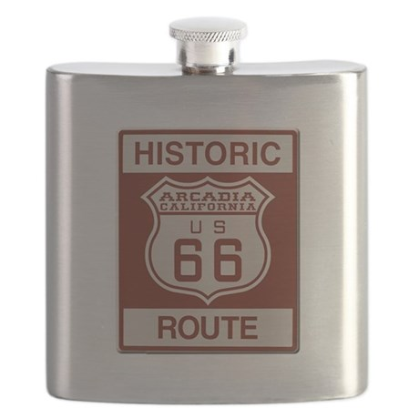 Arcadia Route 66 Flask
