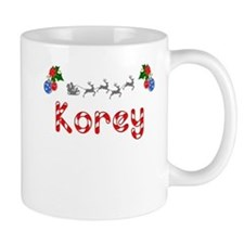 Korey, Christmas Mug
