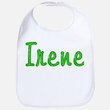 Irene Glitter Gel Bib