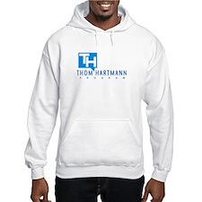 Thom Hartmann Logo Men's Hoodie