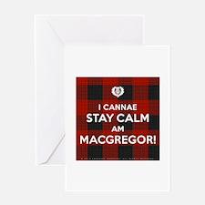 MacGregor Greeting Card