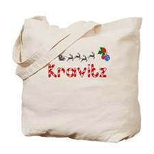 Kravitz, Christmas Tote Bag