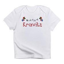 Kravitz, Christmas Infant T-Shirt