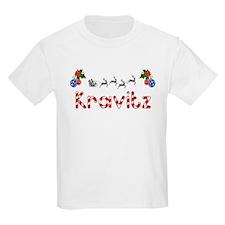 Kravitz, Christmas T-Shirt