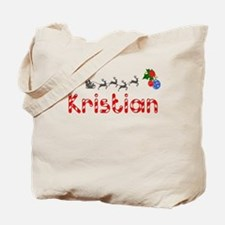Kristian, Christmas Tote Bag