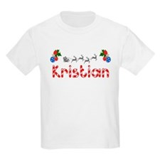 Kristian, Christmas T-Shirt