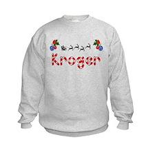 Kroger, Christmas Sweatshirt