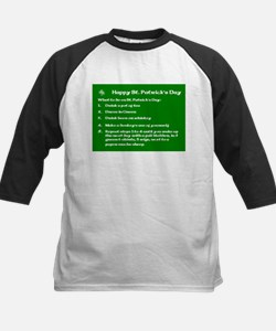 What to do on St. Patricks Day Tee