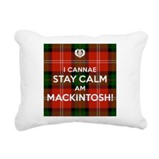 MacKintosh Rectangular Canvas Pillow