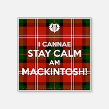 "MacKintosh Square Sticker 3"" x 3"""