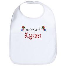 Kyan, Christmas Bib
