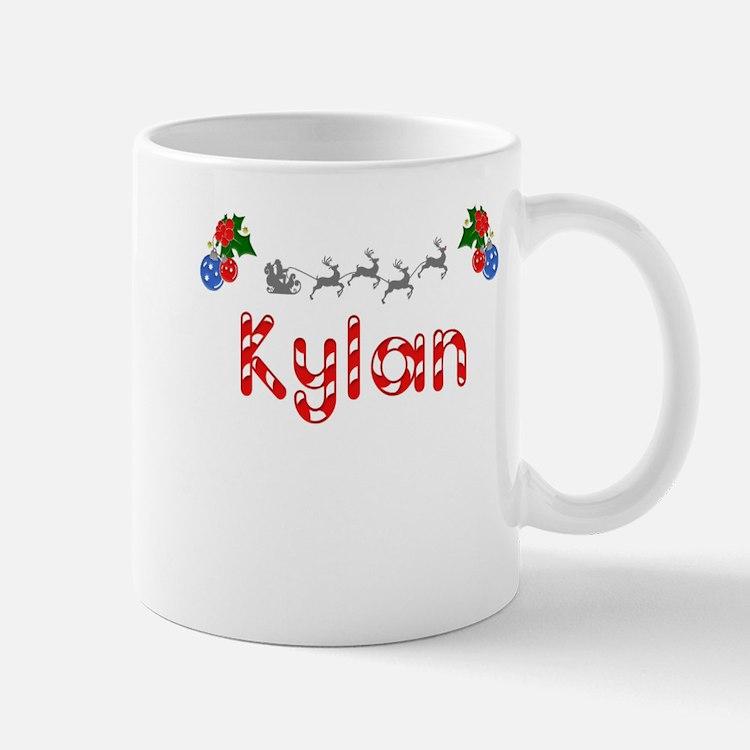 Kylan, Christmas Mug
