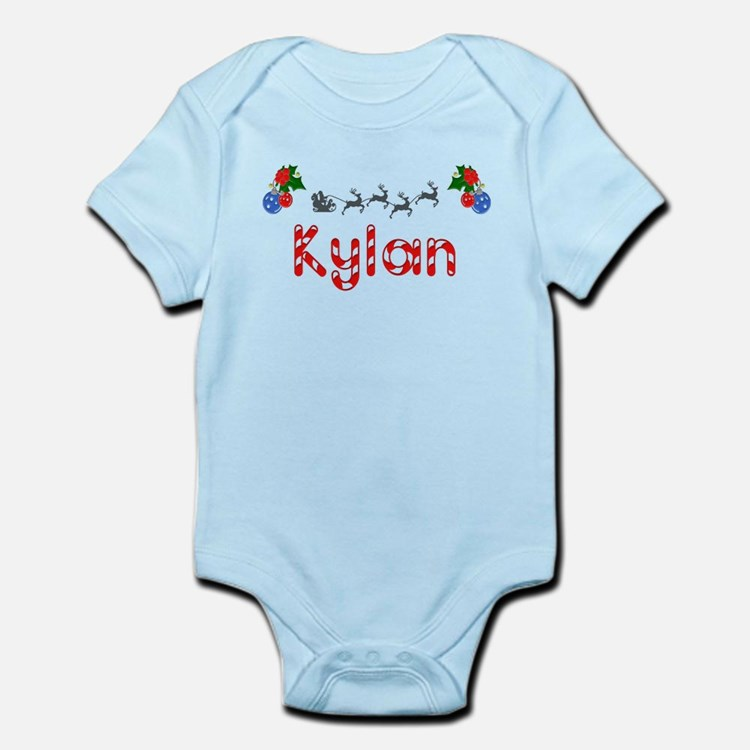 Kylan, Christmas Infant Bodysuit