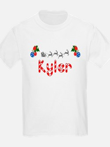 Kyler, Christmas T-Shirt