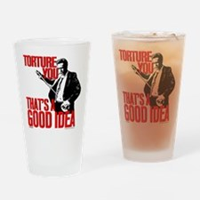 Reservoir Dogs Torture You Drinking Glass