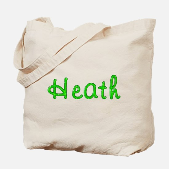 Heath Glitter Gel Tote Bag