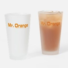 Reservoir Dogs Mr. Orange Drinking Glass