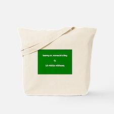 La fheile padraig Tote Bag