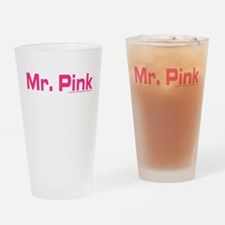 Reservoir Dogs Mr. PInk Drinking Glass