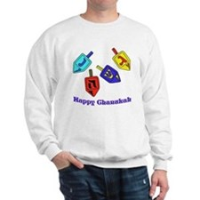 Dreidel Time Sweatshirt