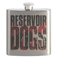 Reservoir Dogs Flask