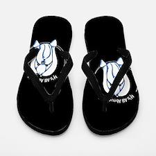 Maltese IAAM Flip Flops