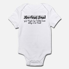 Marching Band Onesie