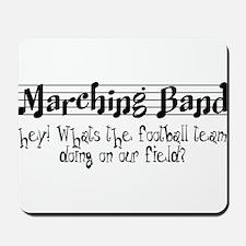 Marching Band Mousepad