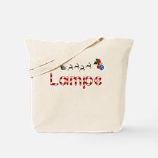 Lampe, Christmas Tote Bag