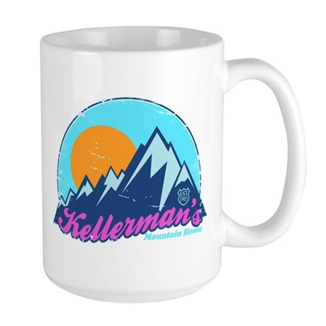 Dirty Dancing Kellerman's Large Mug