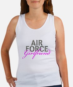 Air Force Girlfriend Women's Tank Top