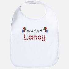Laney, Christmas Bib
