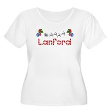 Lanford, Christmas T-Shirt