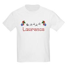 Laurence, Christmas T-Shirt