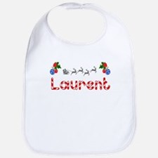 Laurent, Christmas Bib