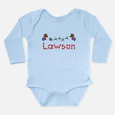 Lawson, Christmas Long Sleeve Infant Bodysuit