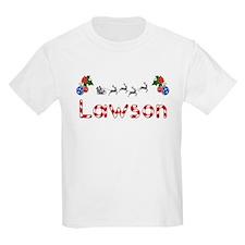 Lawson, Christmas T-Shirt