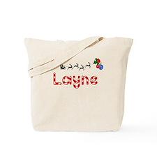 Layne, Christmas Tote Bag