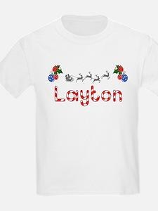 Layton, Christmas T-Shirt