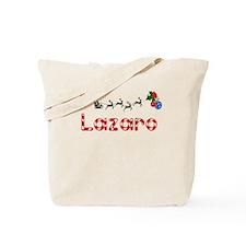 Lazaro, Christmas Tote Bag