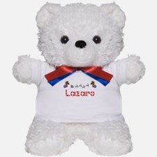 Lazaro, Christmas Teddy Bear