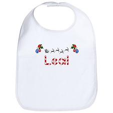 Leal, Christmas Bib