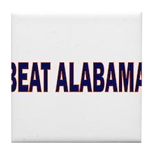 Auburn sucks Tile Coaster
