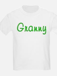 Granny Glitter Gel T-Shirt