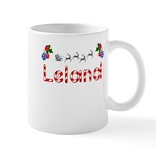 Leland, Christmas Mug